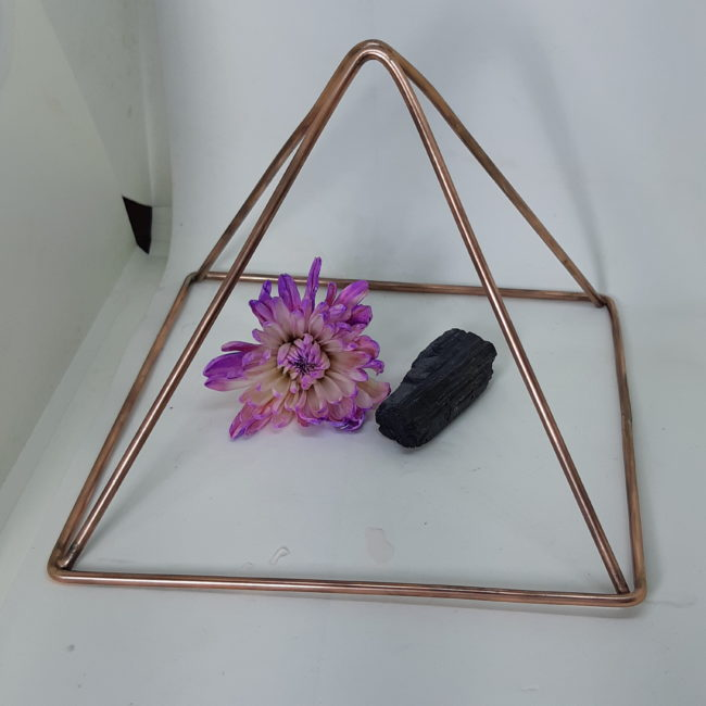 Copper Charging Pyramid 1111-184
